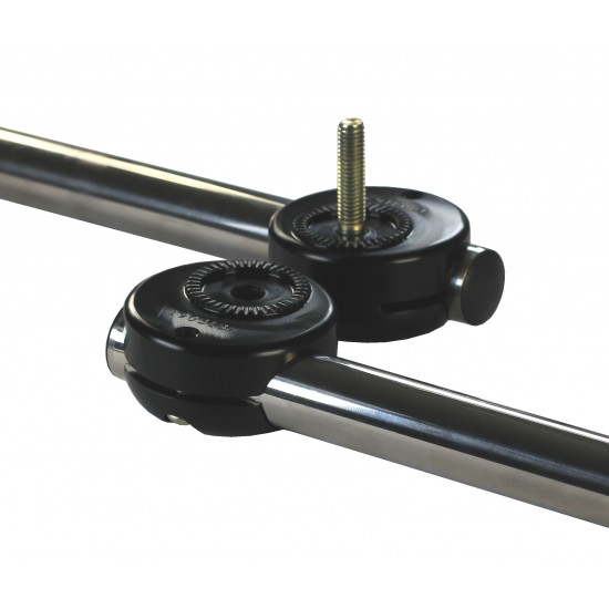 2-Length Adjustable Connector Mount