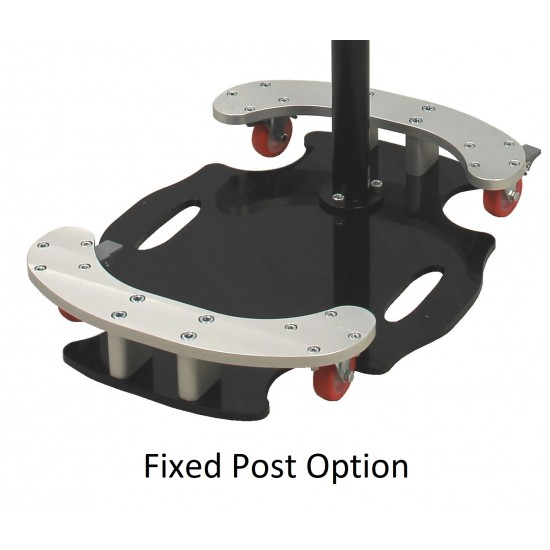 Mini Floorstand for Bed Use