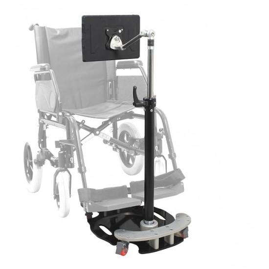 Mini Floorstand with Short Adjustable Arm