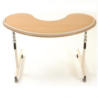 Cefndy B265 Wheeled Kidney Table