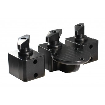 Take-Apart Adaptors for Rolling Mounts